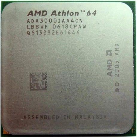 Процессор AMD Athlon 64 3000+ AM2