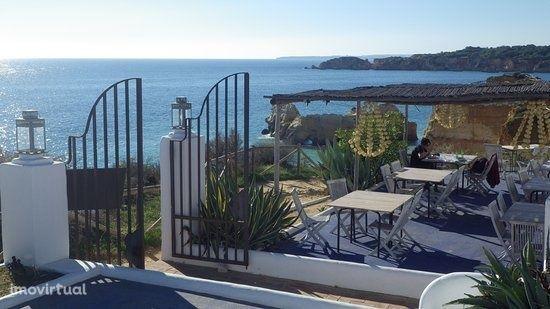 Restaurante de Charme com vista mar