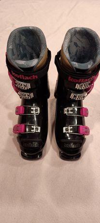 Buty narciarskie damskie, używane KOFLACH, 25