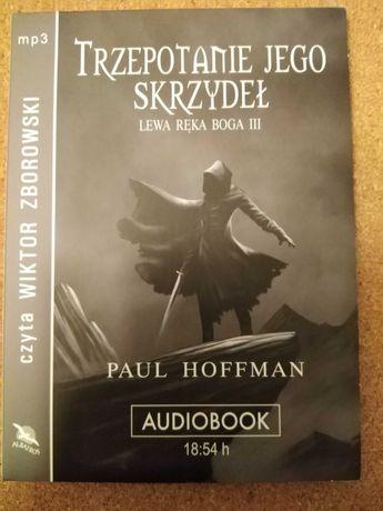 Trzepotanie jego skrzydeł Paul Hoffman lewa ręka Boga 3