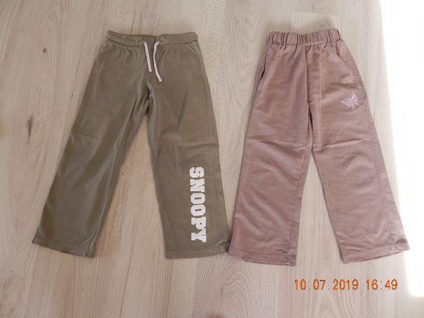 spodnie dresowe 116