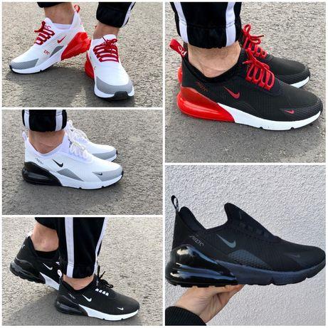Buty Nike Air Max 270 Męskie Nowe Rozm 40,41,42,43,44 HIT Cenowy