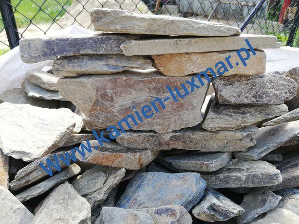 Kamień murowy/kamień do gabionow /lupek szaroglaz 60-150mm