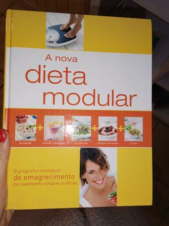 Livro dieta modular