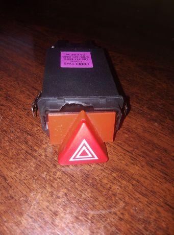 Кнопка аварийки audi a6 c5