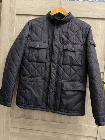 Стеганная куртка Зара на подростка 164
