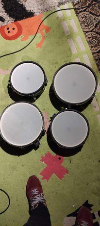 Dig drum pady perkusja elektroniczna cały zestaw