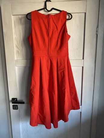 Sukienka Orsay asymetryczna czerwona r.38 M