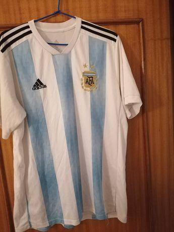 Camisola da seleção Argentina