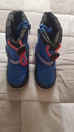 Buty śniegowce rozmiar 24
