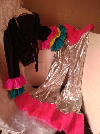 Маскарадный костюм в стиле диско стиляги, размер 48 (М)