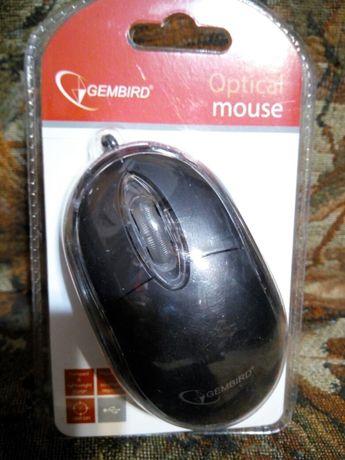 Оптическая мышь Gembird® с подсветкой