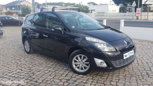 Renault Grand Scénic 1.5 dCi Luxe 7L