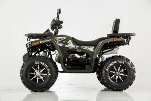 Quad ATV Fourcraft 250 CVT Serwis Transport Gwarancja
