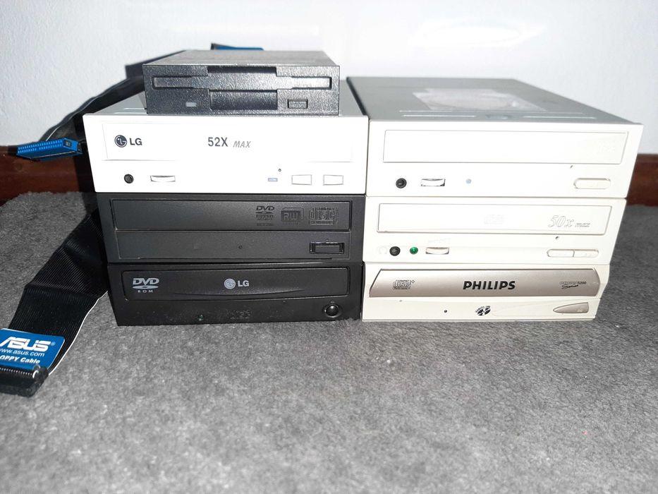 Drives para CD DVD e disquetes Tavarede - imagem 1