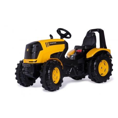 Duży Traktor X-trac Premium JCB na Pedały 3-10 lat