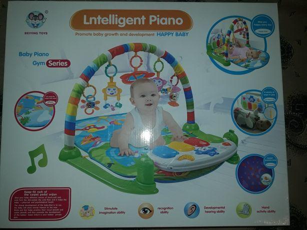 Детский коврик- пианино