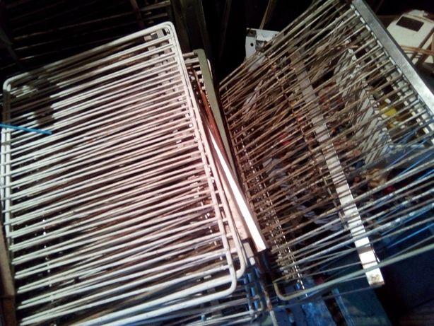 Решетки,полки металлические