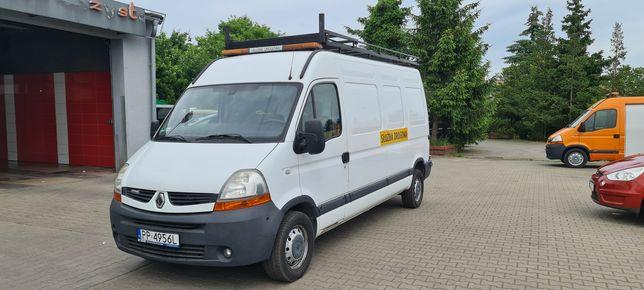 Renault Master 2.5 Cdi 150 KM REZERWACJA DO NIEDZIELI