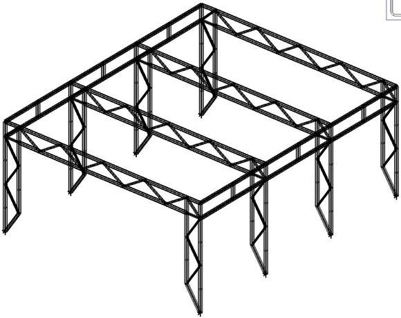 Wiata garażowa - nowoczesny design