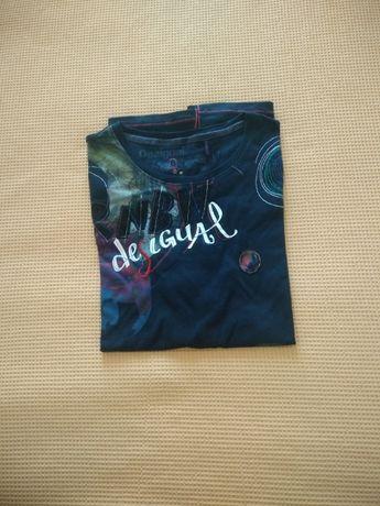 T-shirt Desigual XL, nova