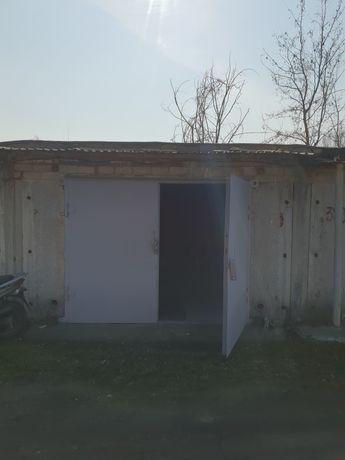 Железобетонный гараж 6×4