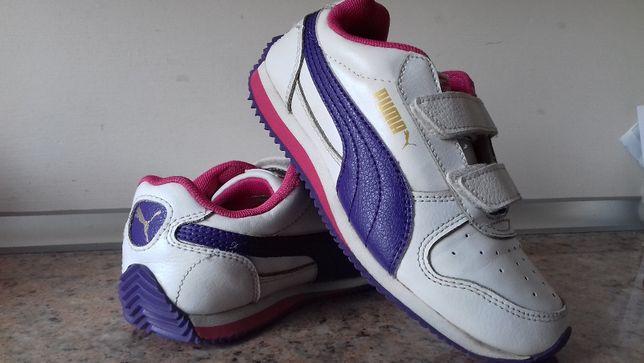 Buty Puma, Dziewczęce rozmiar 30, adidasy