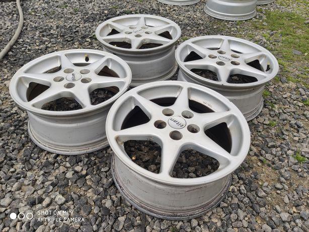 """Felgi aluminiowe 16"""" 5x100 Toyota Avensis prius VW golf 4 audi a3 bora"""