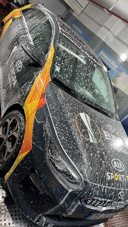 Lavagem e Detalhes automóvel