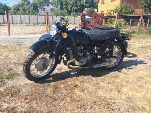 Продам мотоцикл Днепр МТ-10 36