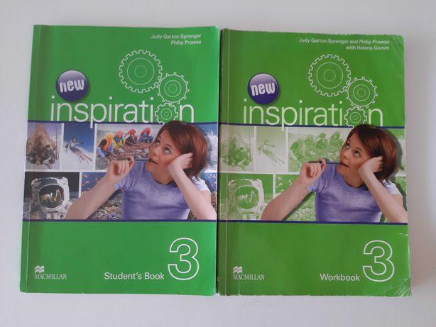 Livros de inglês New Inspiration 3