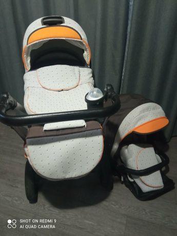 Детская коляска Angelina Zarina Sport 2в1