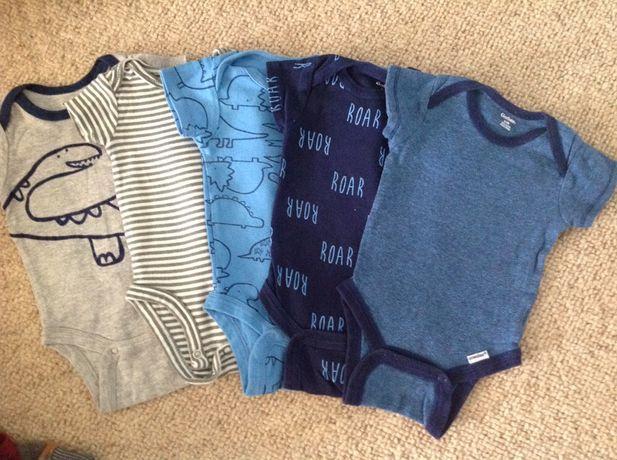 Вещи на новорожденного мальчика