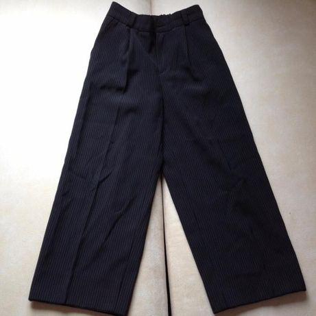 Школьные брюки в полоску на 7-8 лет ( Школьная форма, штаны )