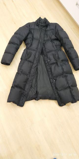 Пальто пуховое, зимнее Tommy jeans.