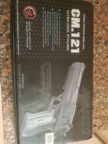 Pistola Desert Eagle eletrica