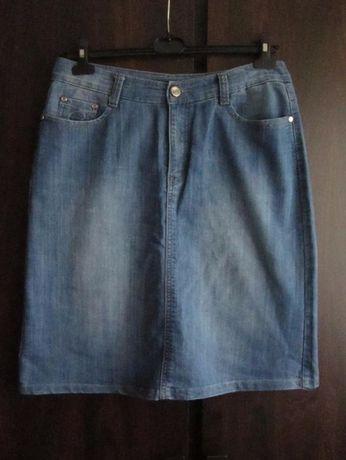 Sprzedam spódniczkę jeansową rozmiar XXL 42