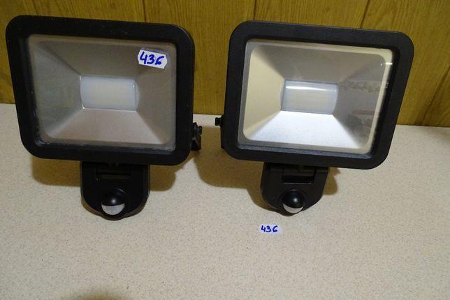 lampa led z czujnikiem ruchu 20 watt nr 436