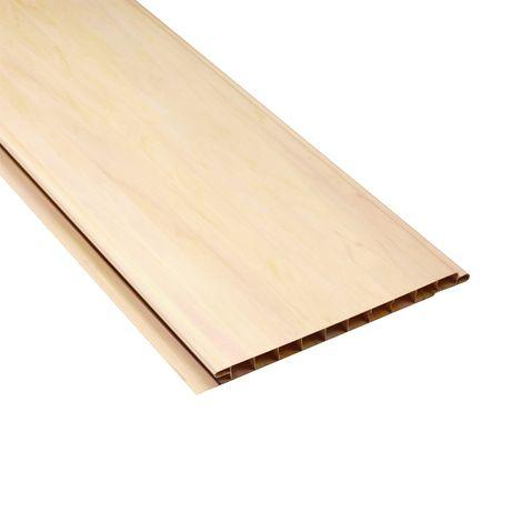 siding boazeria panel panele PCV krem beż sosna szer. 16cm - cały kraj
