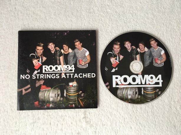 ROOM94 No Strings Attached CD
