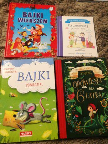 Książki dla dzieci bajki