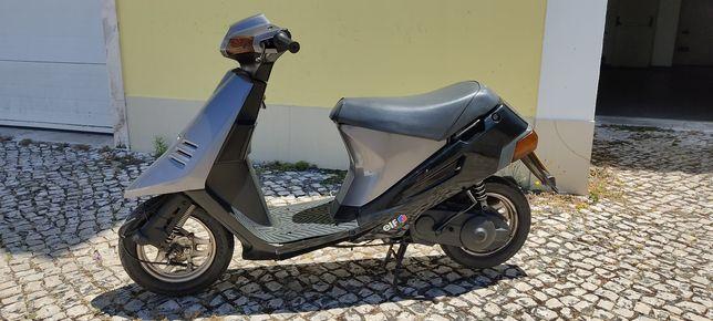 Scooter/Acelera Suzuki Adress 50cc