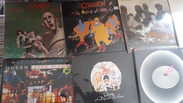 Płyty winylowe Queen