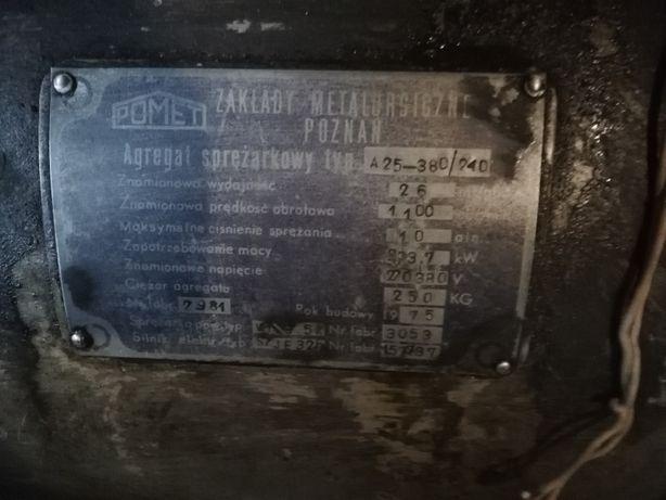 agregat sprężarkowy, kompresor