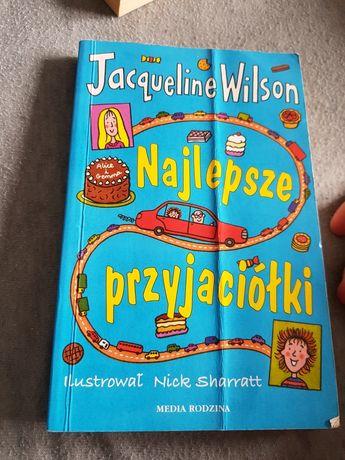 Jacqueline Wilson - Najlepsze przyjaciółki
