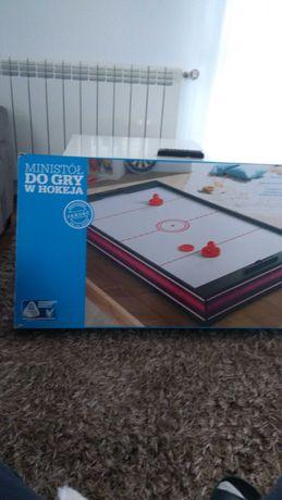 Ministół do gry w hokeja