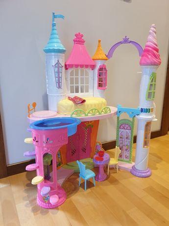 Zamek, pałac Barbie