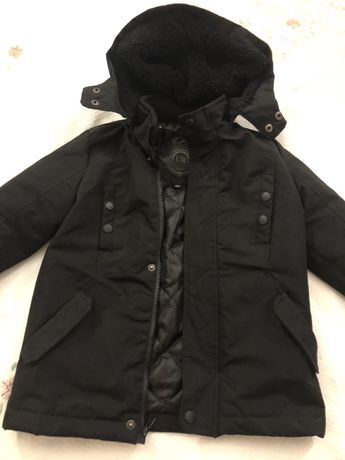 Зимняя куртка на мальчика 3-4 года!