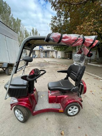 Электроскутер для инвалидов MIRID W4026  бу.