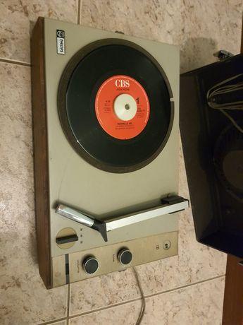 Gira discos Philips antigo